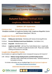 Autumn Equinox Poster Sunday 2015 website